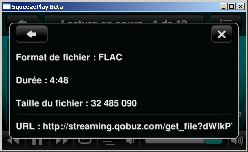 Qobuz com streaming plugin [Archive] - Squeezebox